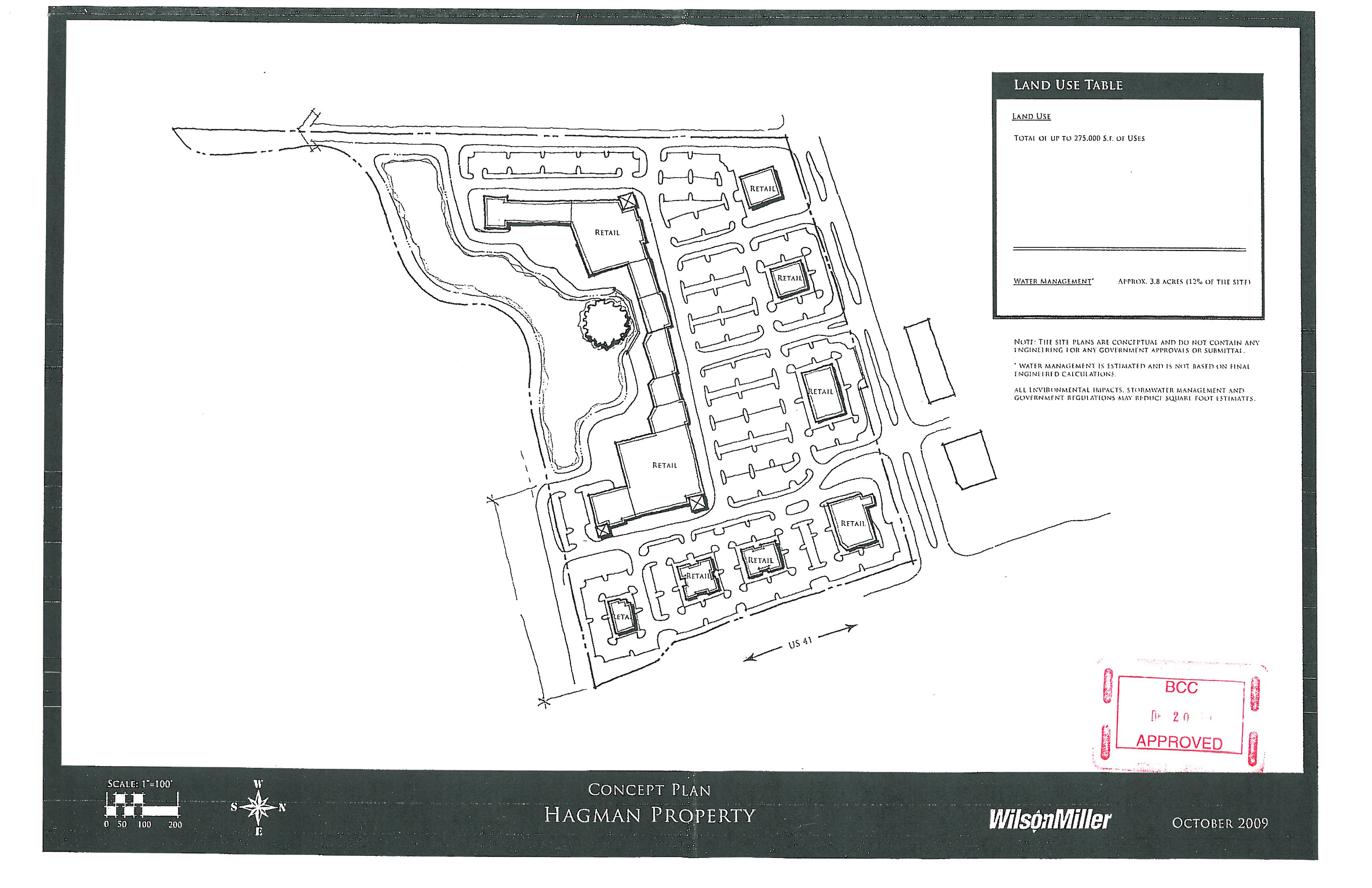 Causeway Center Commercial MPUD Plan