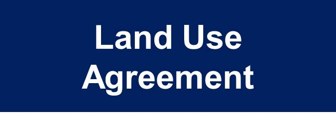 Land Use Agreement