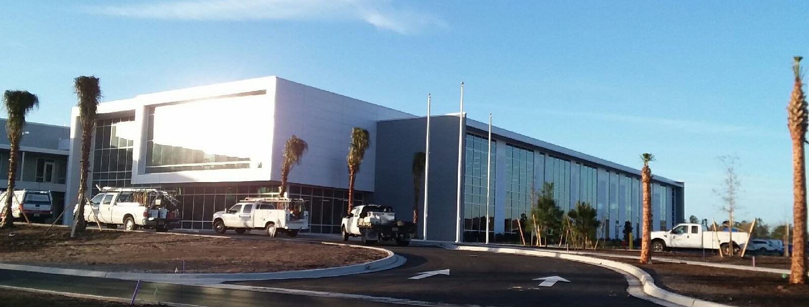 Front of Mettler in Suncoast Crossings