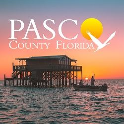 Pasco County Florida Gulf Stilt Home Image