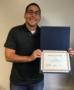 July- Jason Pagan, Network Architect