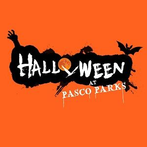 Halloween at Pasco Parks Graphic