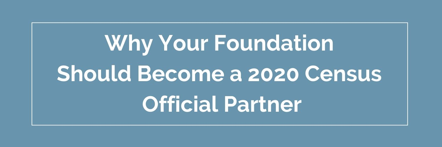 Foundation becoming partner button
