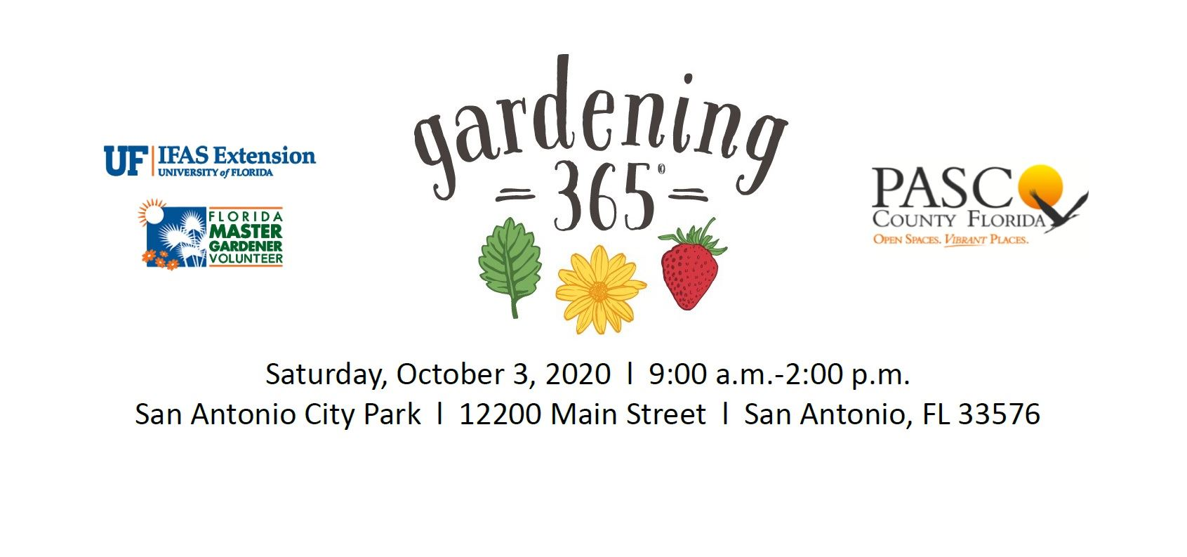 Gardening 365 new logo without anniversary date