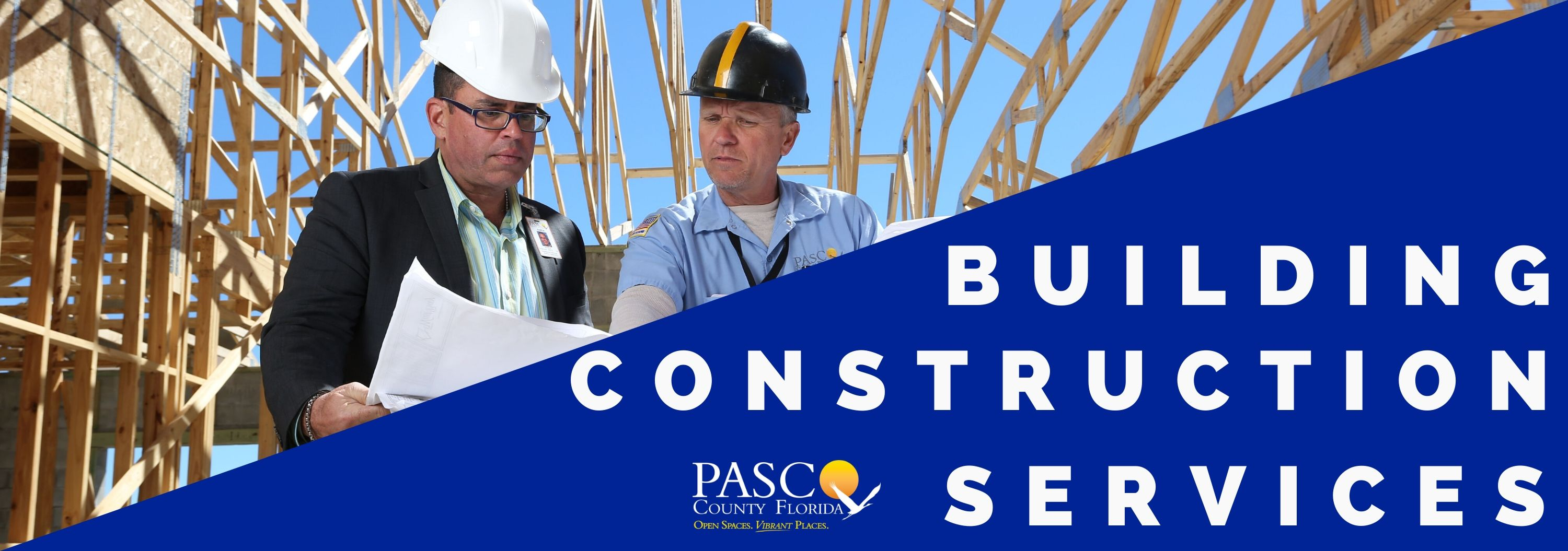 Building Construction Services banner