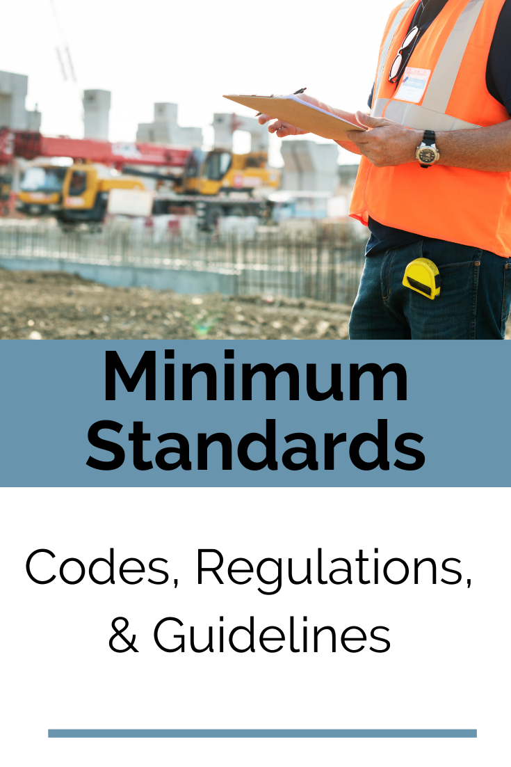 Minimum Standards Button