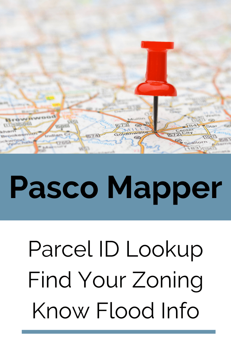 Pasco Mapper Button
