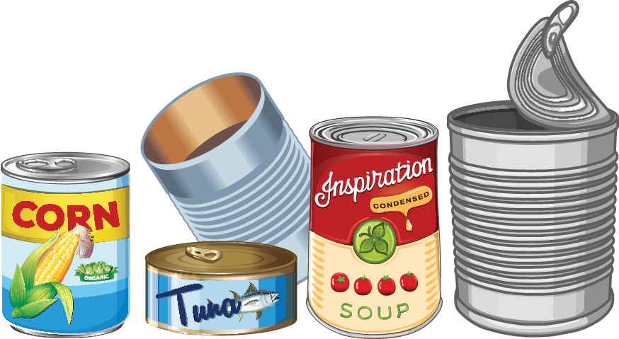 Metal Food Cans