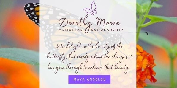 Ms. Dorothy Moore Memorial Quote Image